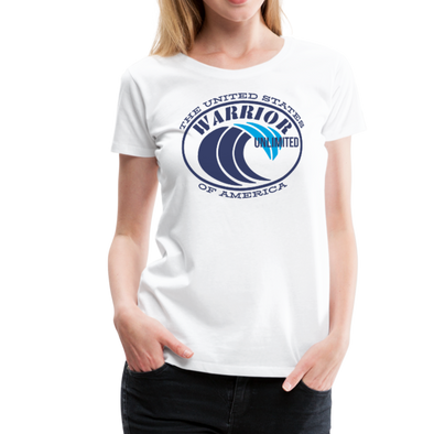 Wave Warrior - Women's - Warrior Unlimited Apparel, LLC