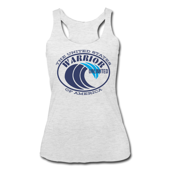 Wave Warrior Women's Tank - Warrior Unlimited Apparel, LLC