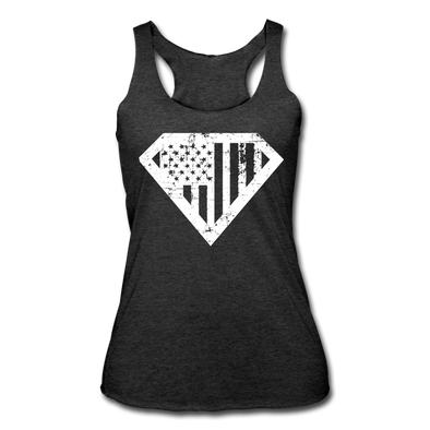 Super American Women's Tank - Warrior Unlimited Apparel, LLC