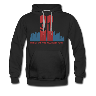 Patriot Day Hoodie - black