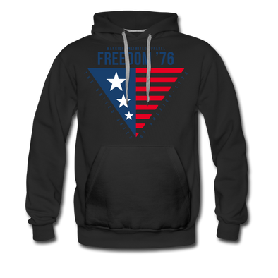 Freedom '76 Stars Hoodie - Warrior Unlimited Apparel, LLC