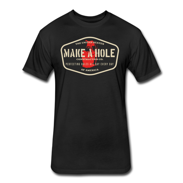 Make A Hole Tee - Warrior Unlimited Apparel, LLC