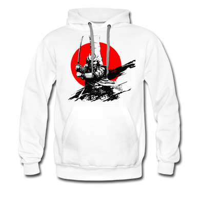 Warrior Samurai Hoodie - Warrior Unlimited Apparel, LLC