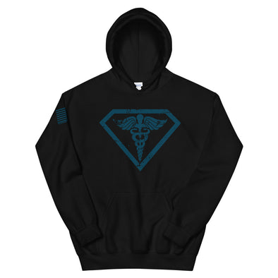 Super Nurse Hoodie - Warrior Unlimited Apparel, LLC