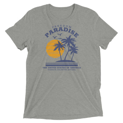 Paraiso Freedom Paradise - Warrior Unlimited Apparel, LLC