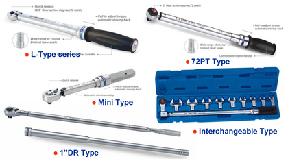Torque Tools / Torque wrenches