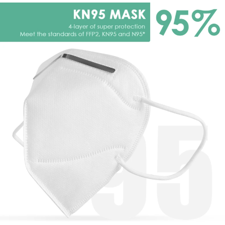 Garage & Tool Supplies CONSUMABLE GT-MKN95 - KN95 DISPOSABLE FACE MASK