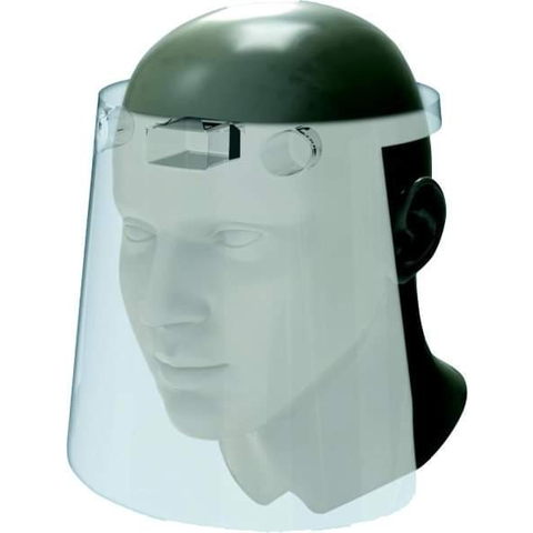 Garage & Tool Supplies CONSUMABLE GT-SH01 - Poleyethylene Terephthalate Face Shield