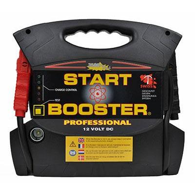 Garage & Tool Supplies Diagnostic Tool GT-1222 - Lemania Swiss Heavy Duty Start Booster  12V / 2500amp
