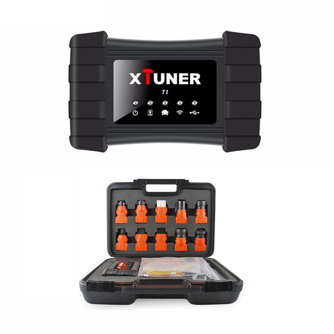 Garage & Tool Supplies Diagnostic Tool X-tuner - T1 Trucks/Buses Heavy Duty diagnostic tool