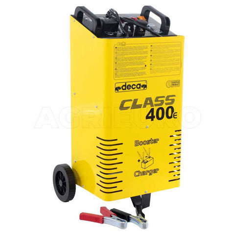 Garage & Tool Supplies Garage Equipment GT-DECA400 - Deca Class 400 Battery Charger 12/24V.
