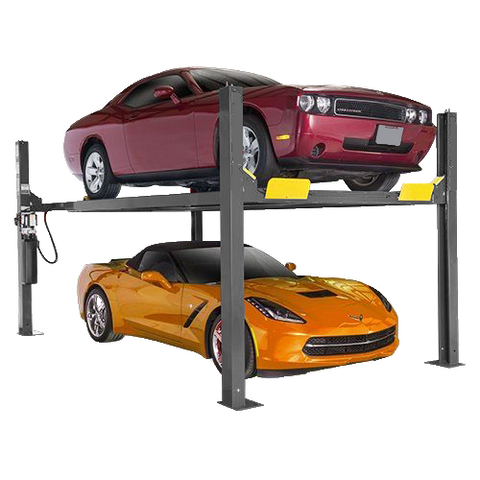 Garage & Tool Supplies Garage Equipment GT-SS7000 - Four Post Lift Ideal For Service & Parking 4 Ton