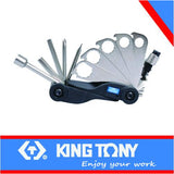 Garage & Tool Supplies Hand tools 20A17MR - King Tony Bicycle Compact Tool 20Pc