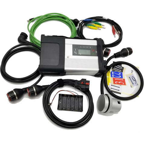 GTS Diagnostic Tool GT-C5 - MB Star C5 Mercedes Multiplexer Full Kit + Hard Drive
