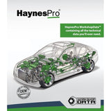 GTS Diagnostic Tool GT-HP01 - Haynes Pro Technical Data Package Ultimate 1 Year license