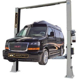 GTS Garage Equipment W8215E - 5 Ton Commercial vehicle 2 post lift - 3 stage arm
