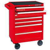 GTS Toolchest 934-010MRV -  King Tony Tool Trolley 7 Drawer 286pc