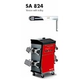 SICAM Workshop Equipment GT- SAWA Passenger Car Wheel Alignment Machine