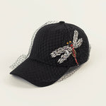 The Dragonfly Story Baseball cap
