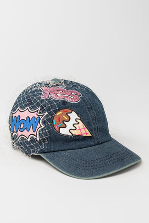 Ice Cream baseball cap