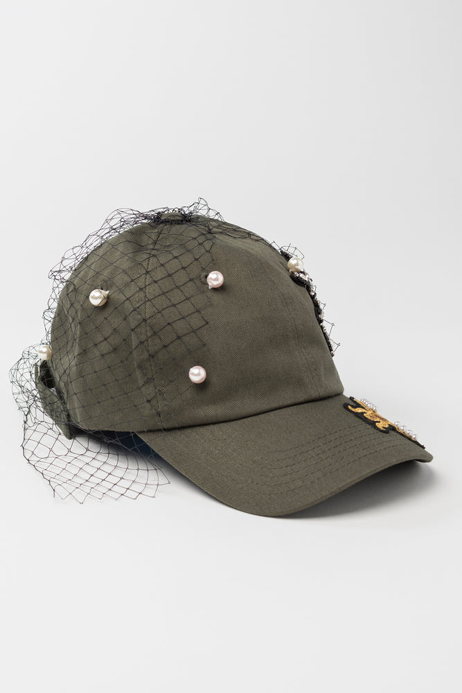 Sting Like a Bee baseball cap
