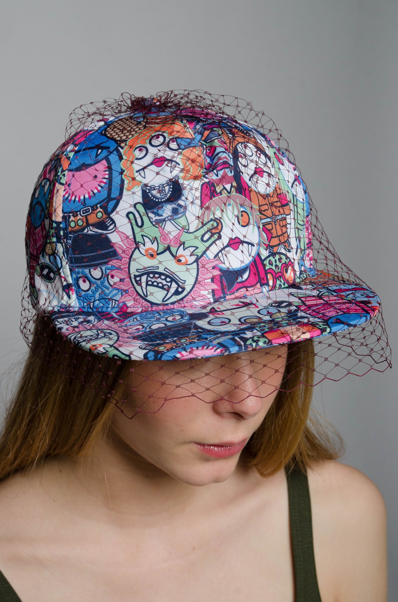 Double Super Color Baseball Cap