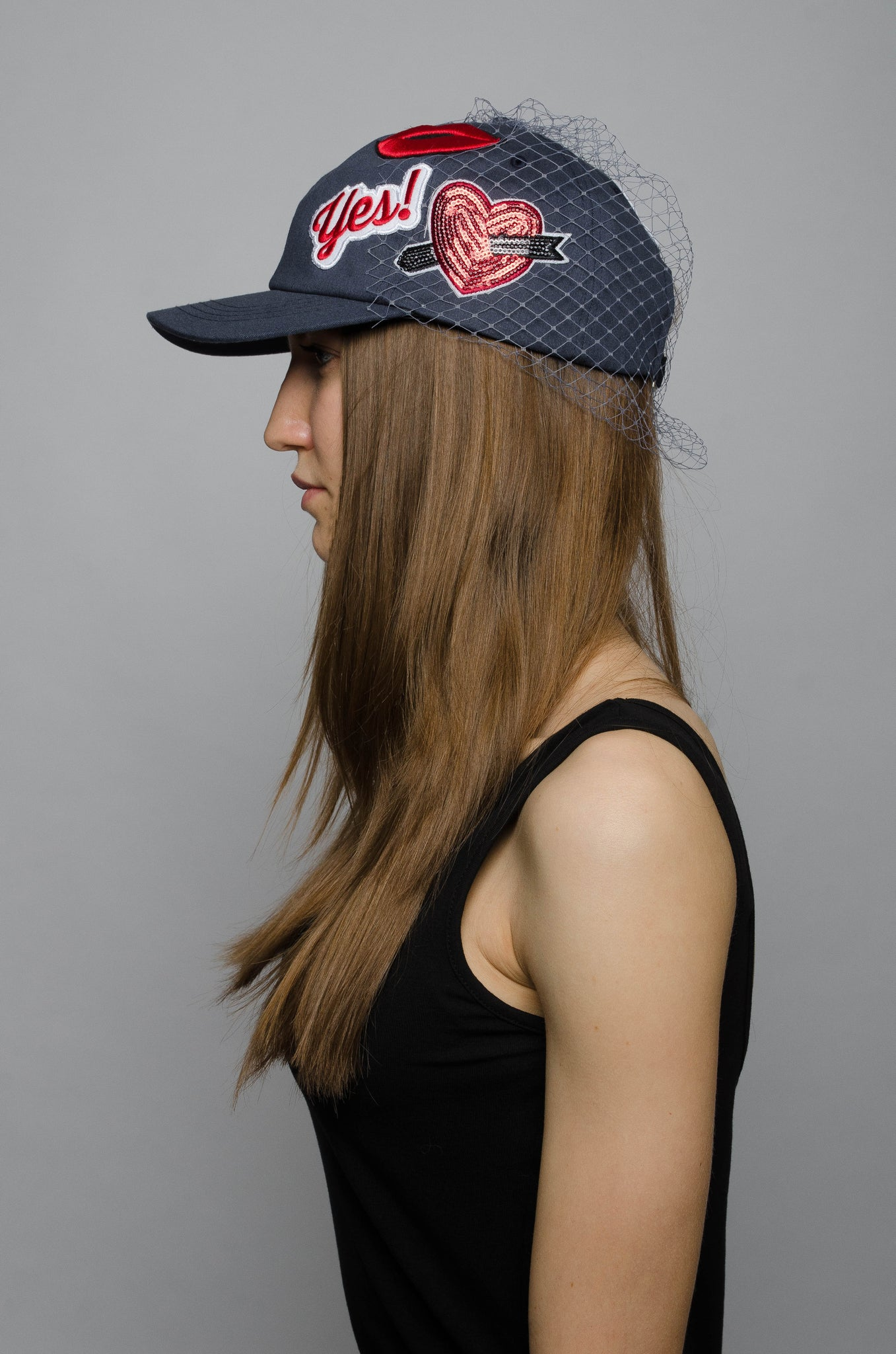 Heart Breaker Baseball Cap