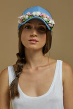 Flora Crown Baseball cap