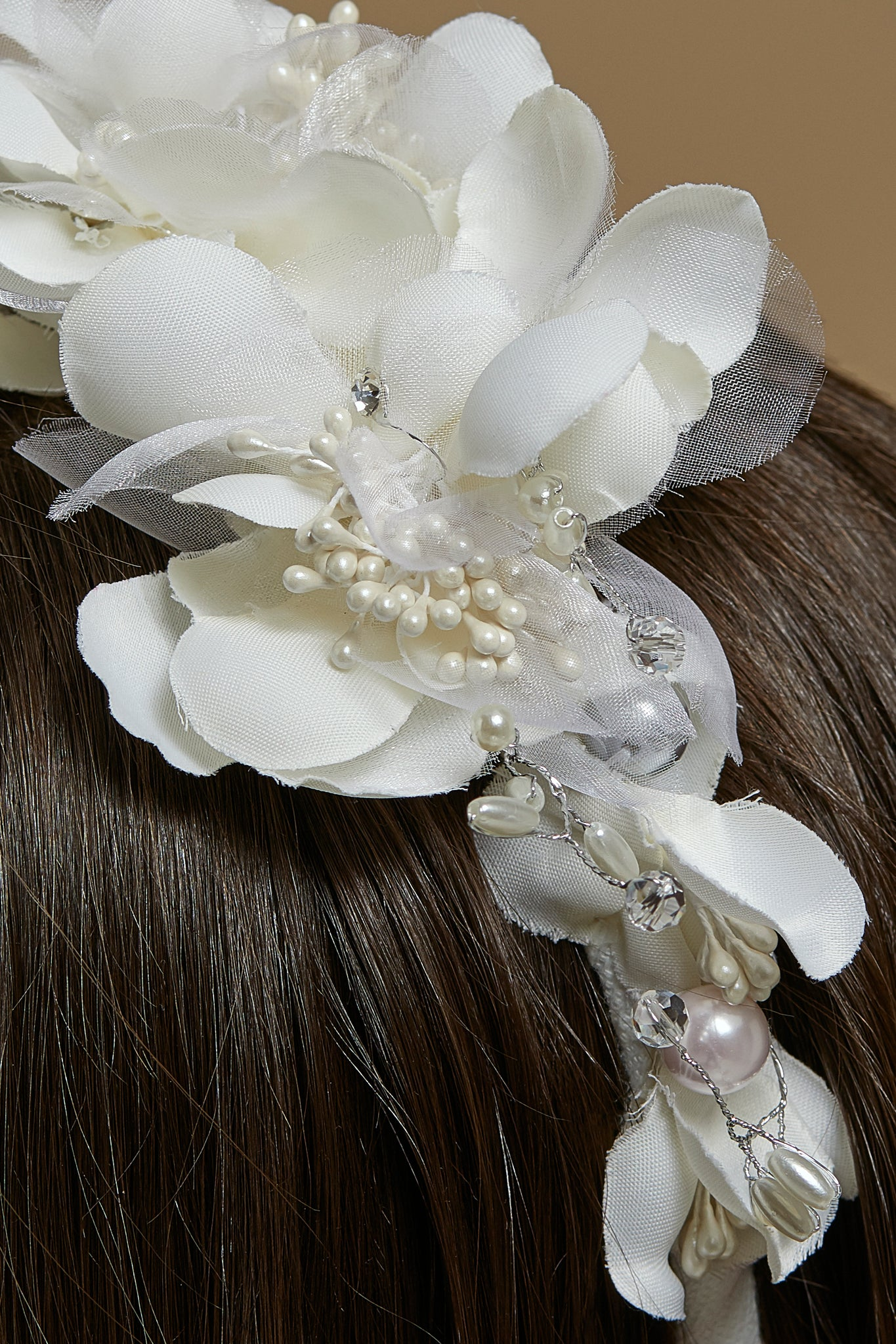 FLOWER BLOOM HEADBAND