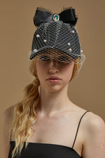 Dark Lady baseball cap