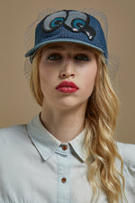 Bright Eyes Baseball cap