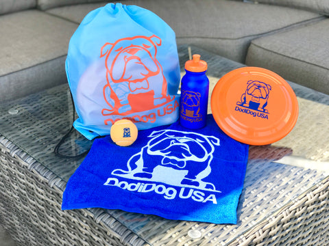 DODIDOG USA PREMIUM FUN PACK!