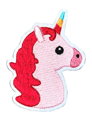 PINK UNICORN 2.5 INCH FUN PATCH