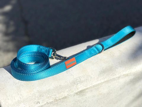 "NEW! ""BLUE HAWAIIAN"" Lightweight (6 foot) Leash"