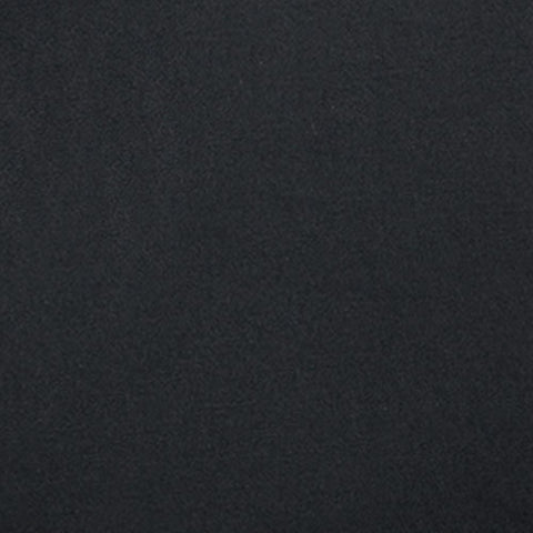 Stretch Broadcloth - Black