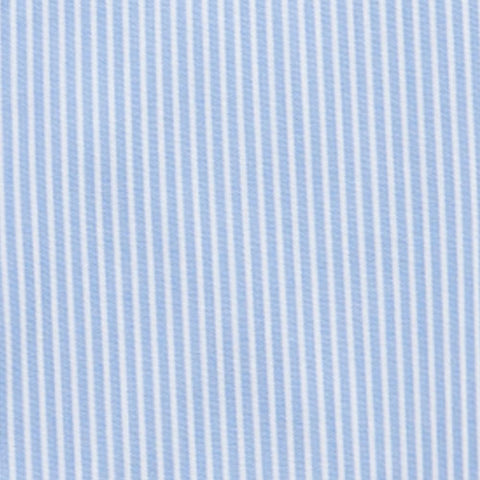Stretch Awning Stripe - Blue