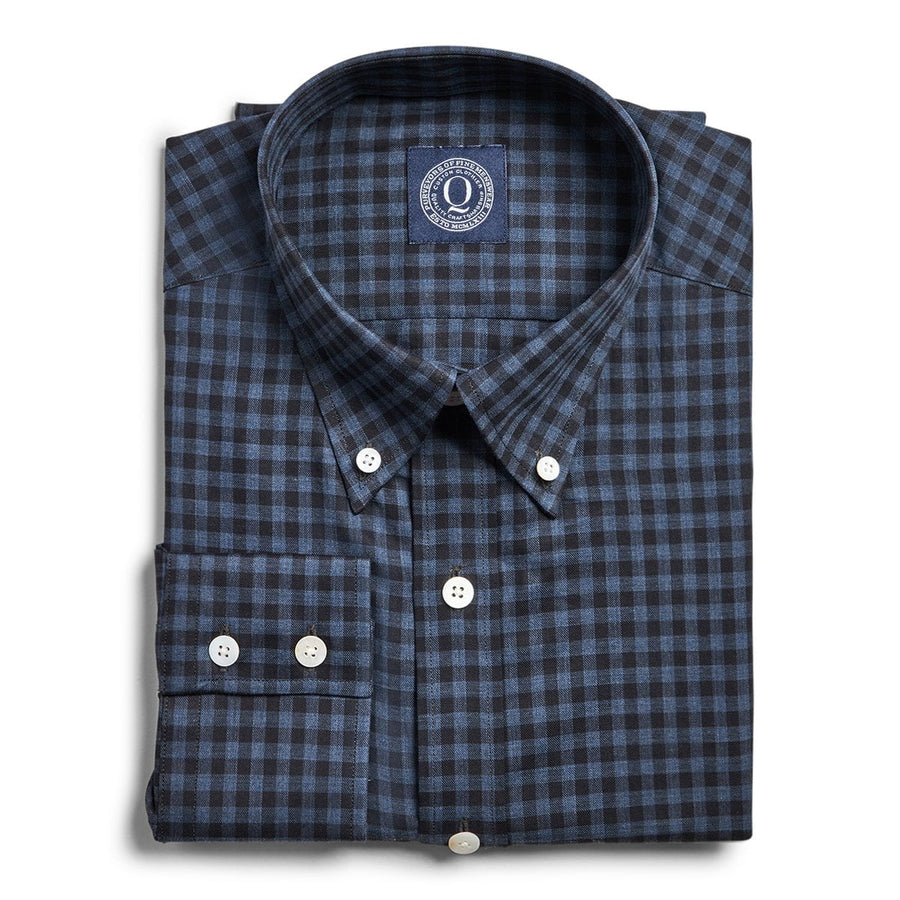 Flannel Gingham - Blue Multi