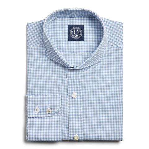 Flannel Gingham - Blue