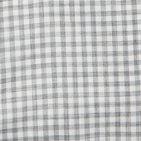 Flannel Check - Grey