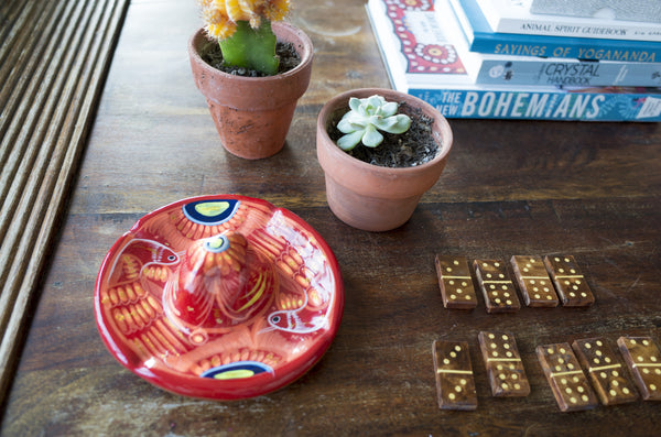 sombrero ashtray