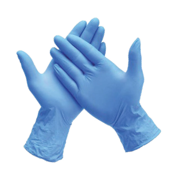 Nitrile Gloves (100 gloves per box)
