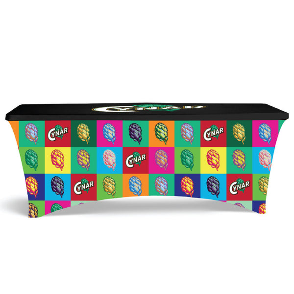 Full-Color Standard Table Cover