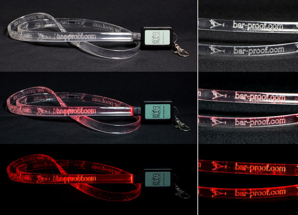 Custom LED Lanyard (minimum 1,000)