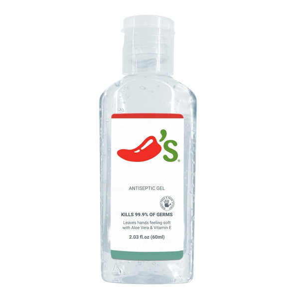 2oz Hand Sanitizer Bottle - Custom Label