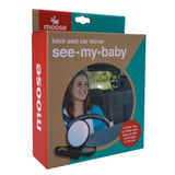 See-My-Baby Back Seat Car Mirror