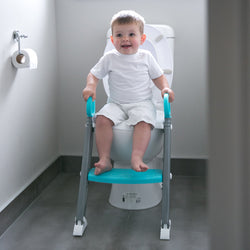 Step-on-Up Toilet Trainer Seat