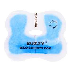 Buzzy4Shot Blue Gel Wings -  (5 pack)