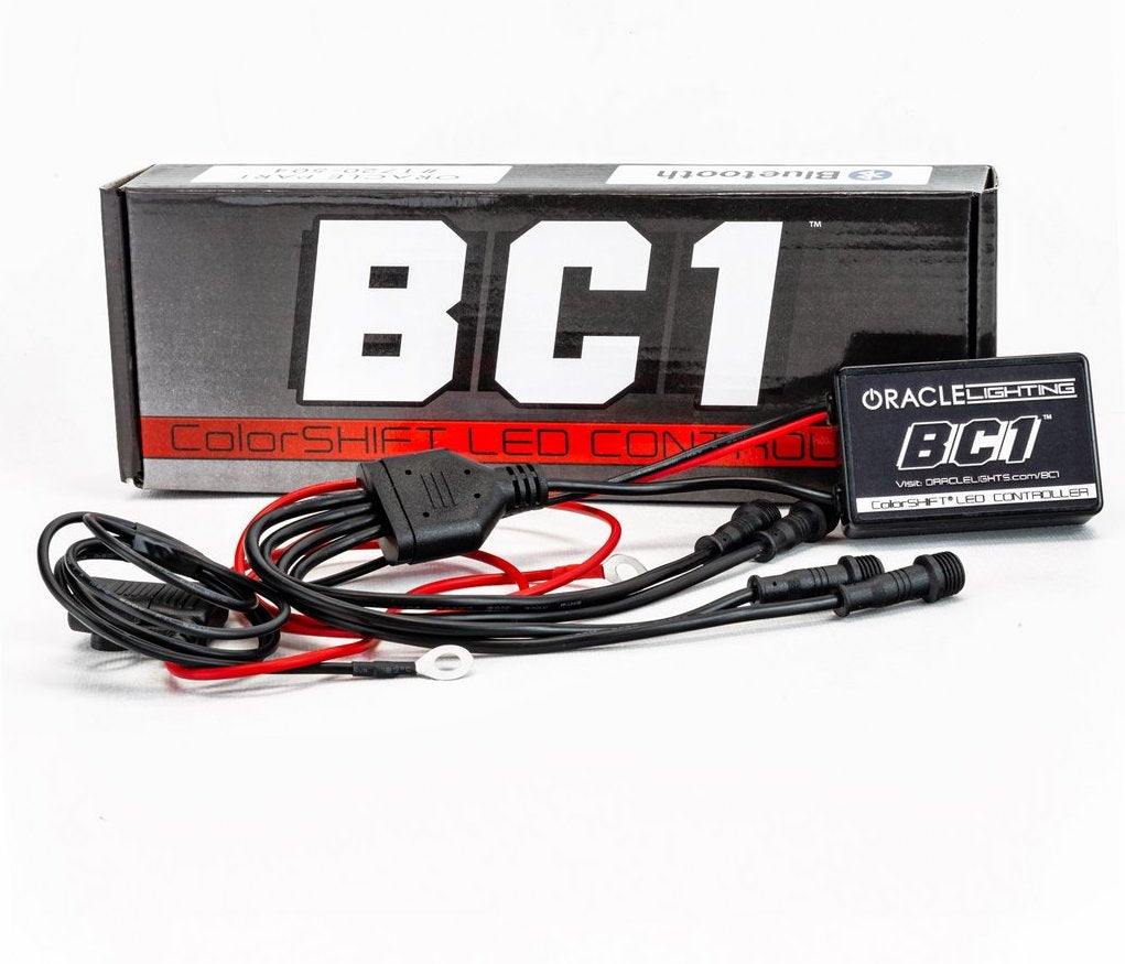 Tech Tips: BC1 Bluetooth ColorSHIFT Controller