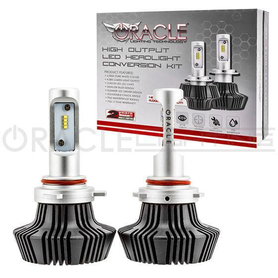 Product Spotlight: Oracle 9012 4,000+ Lumen LED Headlight Bulbs