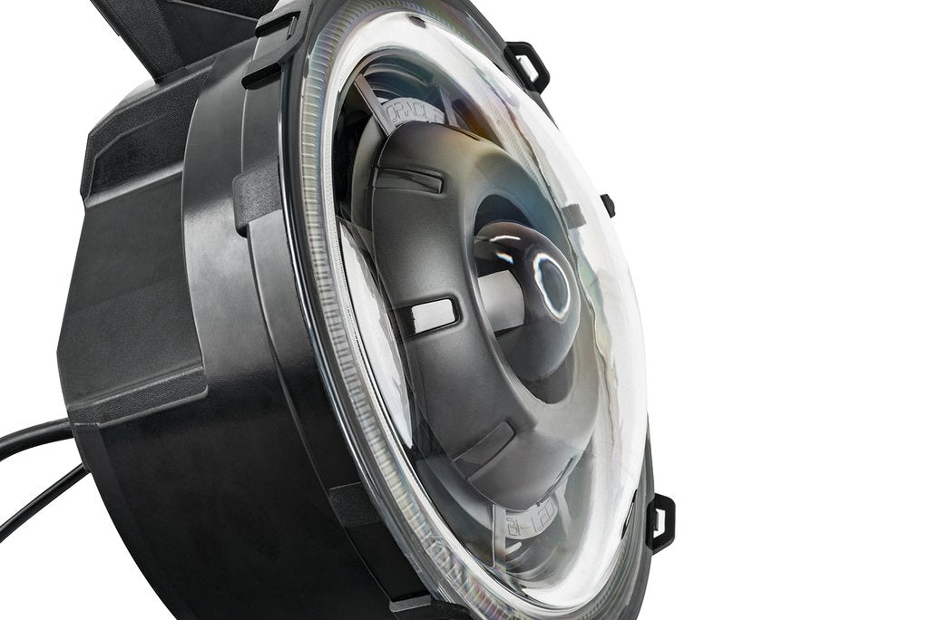 Oracle Lighting Launches New Colors of Jeep Oculus™ Bi-LED Headlamp System